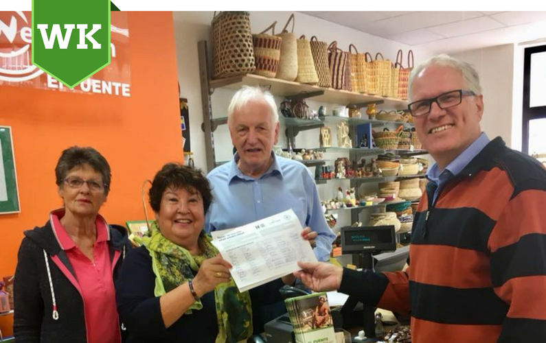 Gratulation an Hildesheimer Fair-Trade-Pioniere